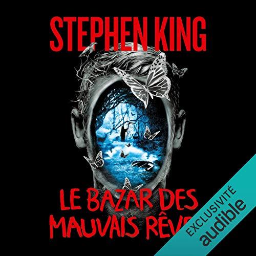 Le bazar des mauvais rêves audiobook cover art