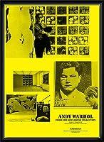 ポスター アンディ ウォーホル Warhol from the Sonnaben 額装品 ウッドハイグレードフレーム(ブラック)