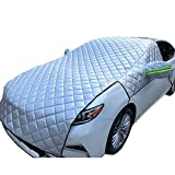 CARCOVERCJH Housses pour Auto Compatible avec des couvertures de Voiture Bentley Continental, de...