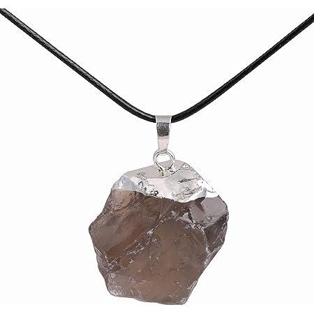 Smoky Quartz Necklace Gold smoky quartz crystal necklaces for women Natural Quartz Crystal pendant Boho Long healing crystal necklace gift