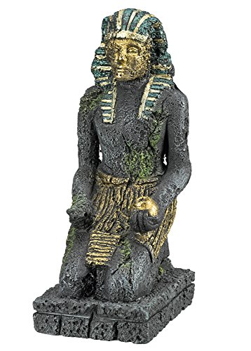 "Nobby Aqua Ornaments \""ÄGYPTISCHE STATUE\"" 6,0 x 7,5 x 14,5 cm"