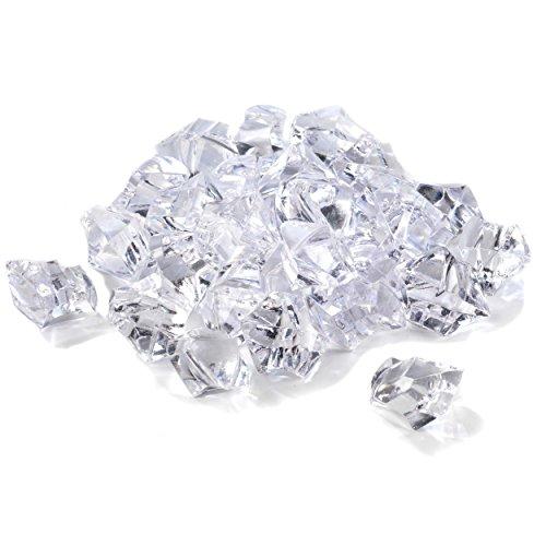 Beldray EH1050BQ vervanging elektrische open haard en muur vuur decoratieve stukken, 500 g, helder kristal