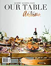 Where Women COOK Our Table Magazine Autumn 2018
