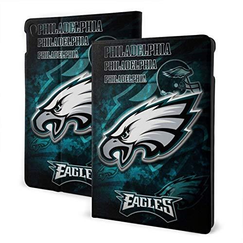 Philadelphia Football Eagle Slim Lightweight Smart Shell Stand Hard Back Protective Cover Case with Auto Wake/Sleep for Ipad One Size