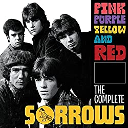 Pink Turtle Yellow and Red-The Complete Sorrows