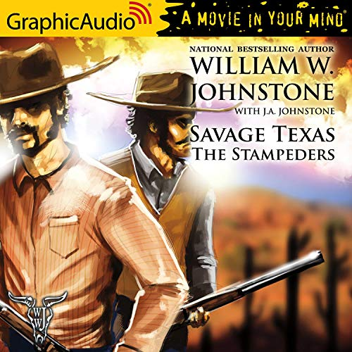 The Stampeders [Dramatized Adaptation] cover art