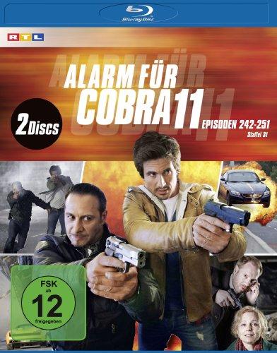Alarm für Cobra 11 - Staffel 31 [Blu-ray]