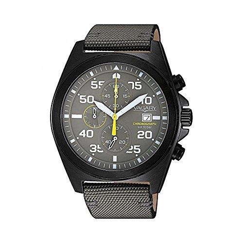 orologio cronografo uomo Vagary By Citizen Explore sportivo cod. IA9-748-90