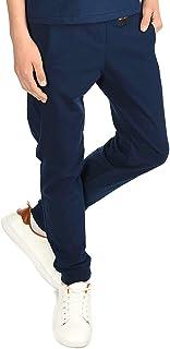 Jungen Sweatjeans Kinder Hose Stoffhose Joggjeans Jeans-Optik *NEU*J63121a