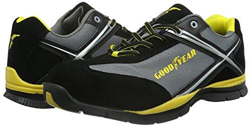 GoodyearGYSHU1511, Zapatillas de Seguridad Hombre