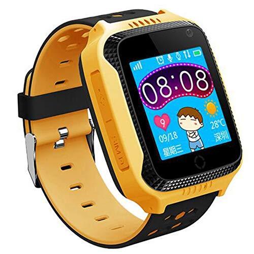 Leobtain Niños SmartWatch Phone Niños Niñas Impermeable Smartwatch con Cámara de...