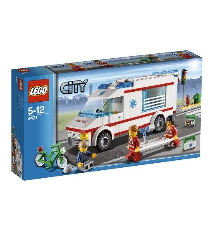 LEGO City 4431 - Krankenwagen