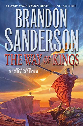 WAY OF KINGS: Book One of the Stormlight Archive: 01