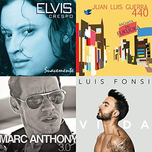 Ritmos caribeños en Amazon Music Unlimited