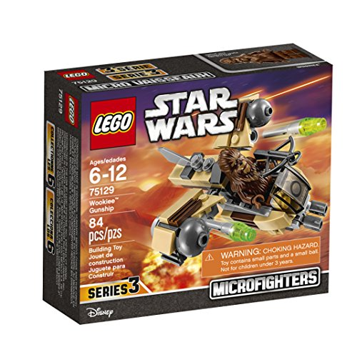 LEGO Star Wars Microfighters Series Wookiee Gunship (75129) by
