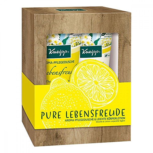 KNEIPP Geschenkpackung Pure Lebensfreude 2X200 ml