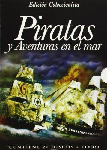 Piratas Y Aventuras En El Mar (Edición Coleccionista) [DVD]