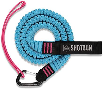 Shotgun Kids MTB Tow Rope Child Bike Stretch Bungee Cord Pull Behind Attachment Compatible with product image