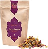 4 Oz Yoni Steaming Herbs   100% Organic Vaginal Steam   A Simple & Natural Home Remedy for a More Comfortable Menstrual Cycle and Increased Fertility