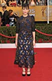 Amanda Peet (Wearing A Marc Jacobs Dress) At Arrivals For