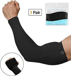 Arm Sleeves for Men Women, UV Protection SPF Cooling...