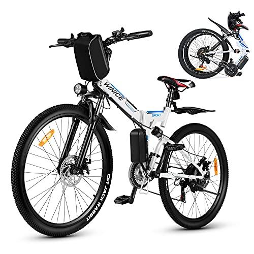Vivi Elektrofahrrad E-Bike Herren und...