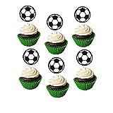 YUQMYSH Globos del Partido Fútbol Hoja hincha Banner de fútbol Deportes Cumplir con los Fans de látex Ballons Niños Juguetes Fiesta de cumpleaños Decoración Juegos Bunting decoración (Color : C)