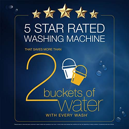 Whirlpool 7.5 Kg 5 Star Royal Plus Fully-Automatic Top Loading Washing Machine (WHITEMAGIC ROYAL PLUS 7.5, Grey, Hard Water Wash) 4