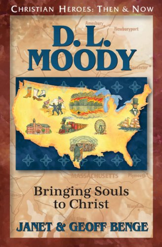 D.L. Moody, Bringing Souls to Christ