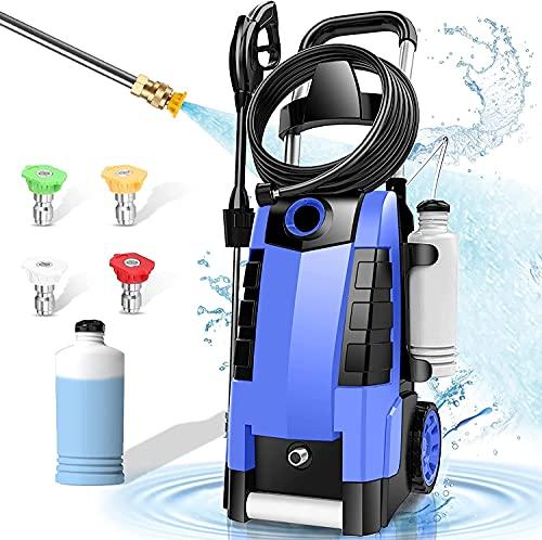 TEANDE 3800PSI Electric Pressure Washer, 3800PSI...