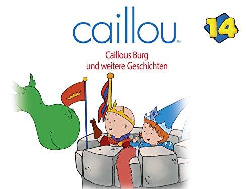 Ein heißer Sommertag/Caillou geht in den Kindergarten