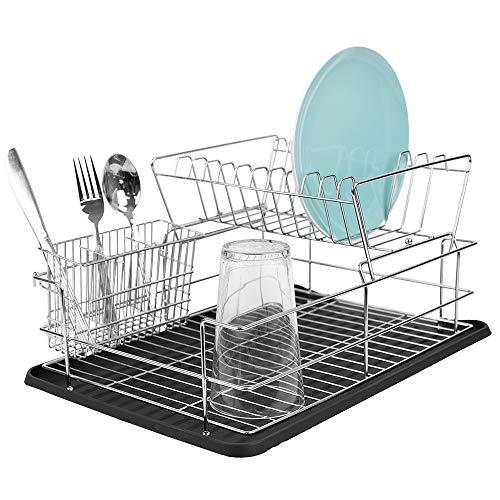 escurridor 2 niveles fabricante Home Basics