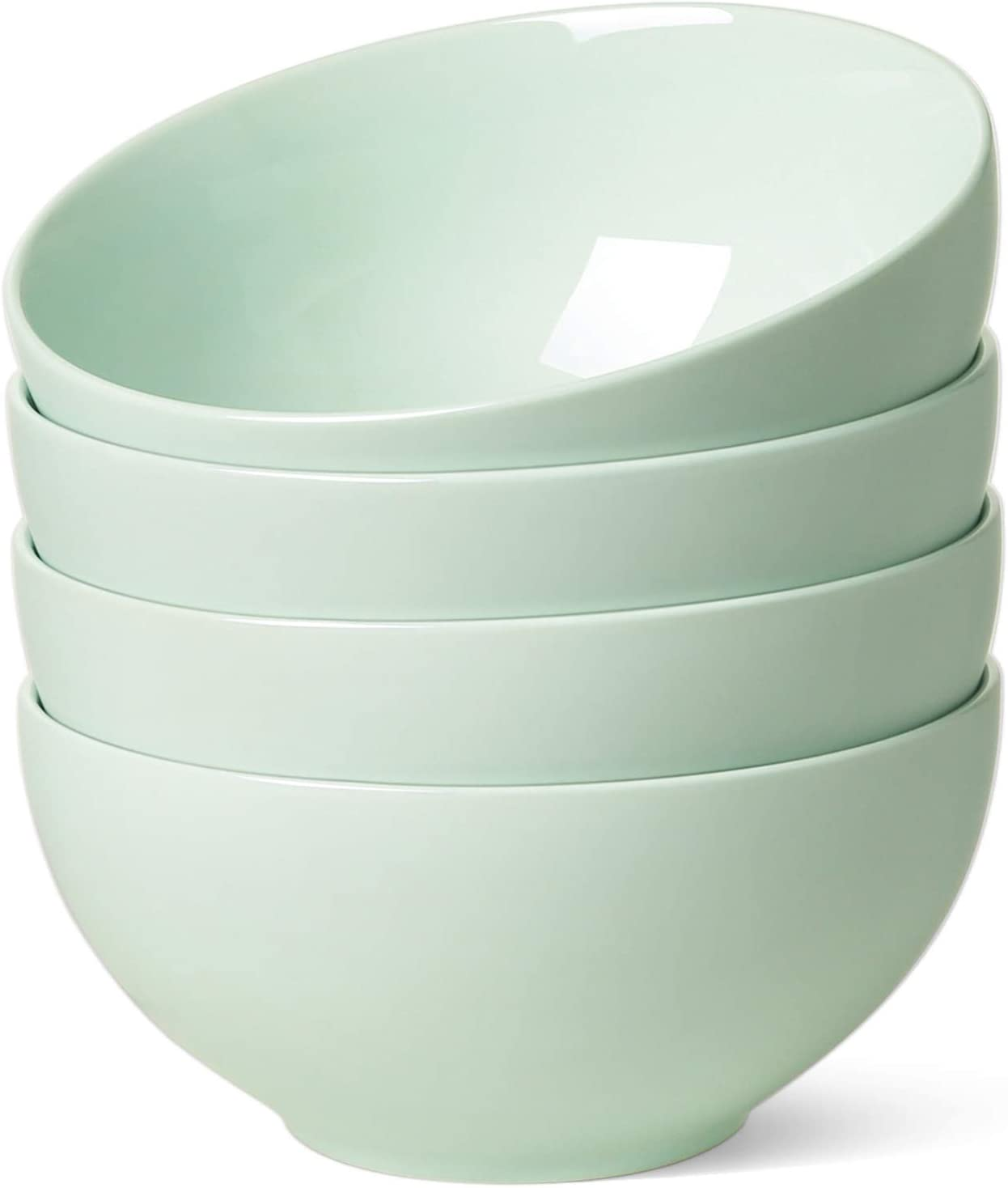 LE TAUCI Soup Cereal Directly managed store Bowls 22 Kitchen Porcelain oz mart for Bowl Ric