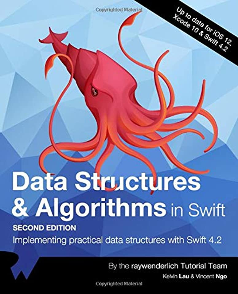 花瓶内部トロピカルData Structures & Algorithms in Swift: Implementing practical data structures with Swift 4.2