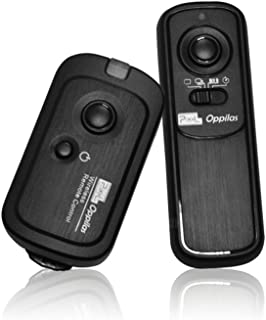 Kaavie 100M Wireless Remote Control Shutter Release for Canon EOS 1D 1D (s) Mark II III IV 7D 5D Mark II 50D 40D 30D 20D 10D