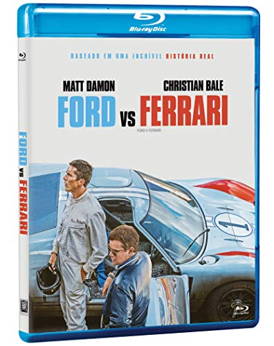 Ford Vs. Ferrari [Blu-Ray]