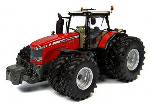 Universal Hobbies UH4284 Massey Ferguson 8737 8 Wheels 1:32 MODELLINO DIE CAST kompatibel mit
