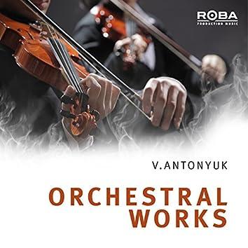 V. Antonyuk - Orchestral Works