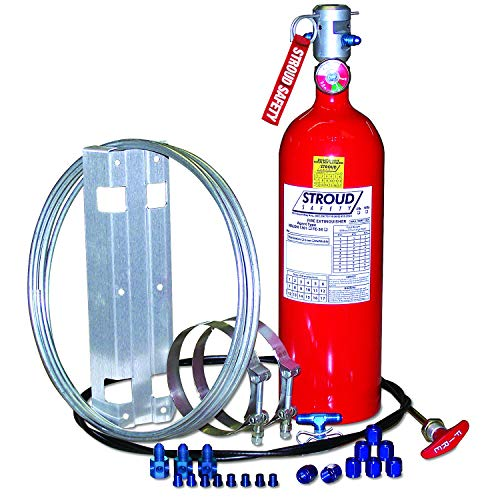 Stroud Safety (9302 5# FE-36 Fire Suppression System