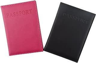 Best blank passport holder Reviews