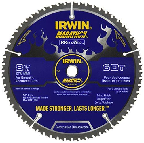 IRWIN Tools MARATHON - Mesa de carburo (hoja circular), 4935204