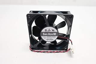SANYO Denki 109R0824H402 SAN ACE 80 Cooling Fan 3IN 24V-DC