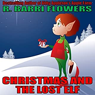 Christmas and the Lost Elf cover art