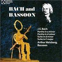 Bach and Bassoon by Arthur Weisberg (1998-04-28)
