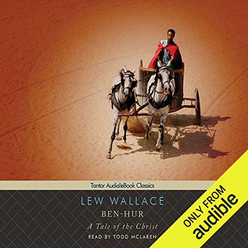 Ben-Hur audiobook cover art