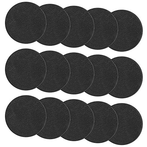 Purchase PAXCOO 15 Pack Charcoal Filters Carbon Compost Bin Filters for Kitchen Compost Bin Pail Rep...