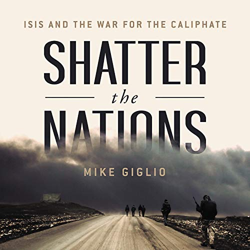 Shatter the Nations cover art