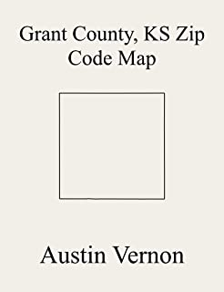 Grant County, Kansas Zip Code Map: Includes Sullivan, Sherman, and Lincoln