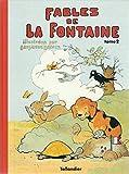 Les fables de La Fontaine, tome 2 - Illustrées par Benjamin Rabier 102097