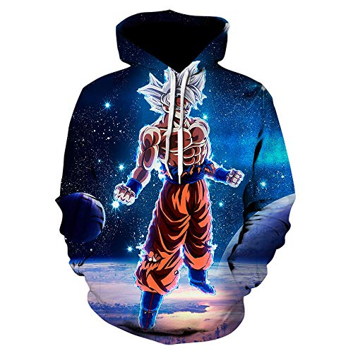 2020New Design3D Men S Guard Clothes and Hoodies Prince Vegeta Under The Sun Dragon Ball Awesome Artwork Drawing-We-727_Size_L